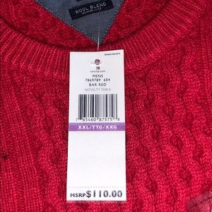 Tommy Hilfiger Sweaters - Tommy Hilfiger Wool Christmas Sweater